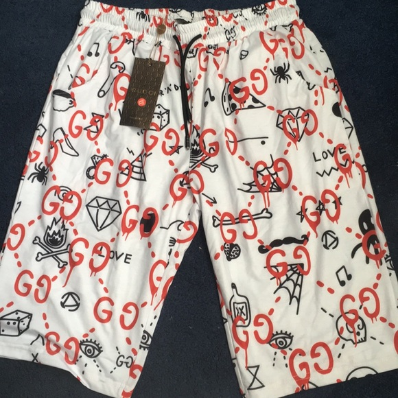 74b7f285b0 Gucci Shorts | Xl Men Brand New Never Worn | Poshmark